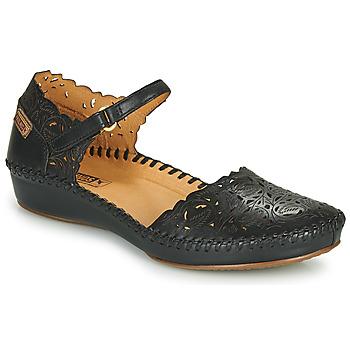 Shoes Women Ballerinas Pikolinos P. VALLARTA 655 Black