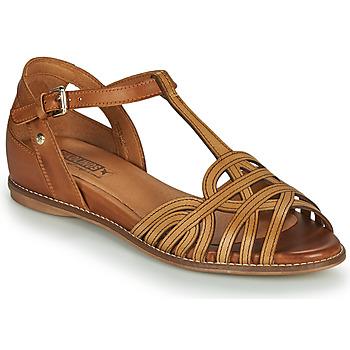 Shoes Women Sandals Pikolinos TALAVERA W3D Honey