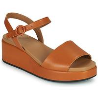 Shoes Women Sandals Camper MISIA Brown