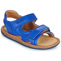 Shoes Boy Sandals Camper BICHO Blue