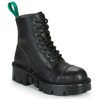 Shoes Mid boots New Rock M-MILI083NSV-V1 Black