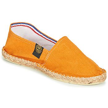 Shoes Espadrilles Art of Soule LINEN Orange