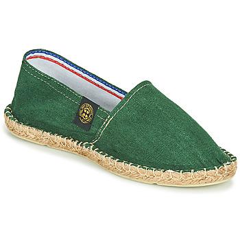 Shoes Espadrilles Art of Soule LINEN Green