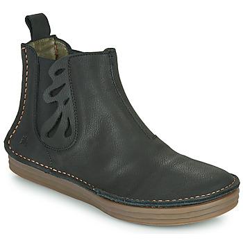 Shoes Women Ankle boots El Naturalista PLEASENT Black