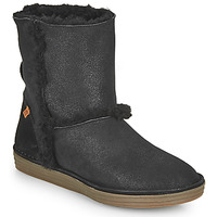 Shoes Women Boots El Naturalista LUX Black