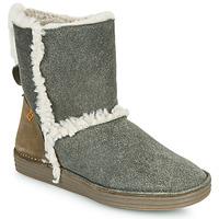 Shoes Women Mid boots El Naturalista LUX Grey / Kaki