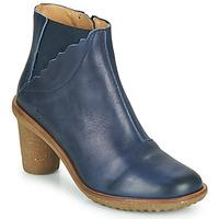 Shoes Women Ankle boots El Naturalista IRIS Blue