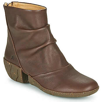 Shoes Women Ankle boots El Naturalista SOFT Brown
