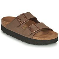 Shoes Women Mules Papillio ARIZONA GROOVED Brown
