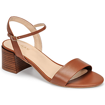Shoes Women Sandals Jonak ANKER Brown