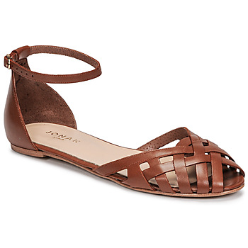 Shoes Women Sandals Jonak DOO Brown