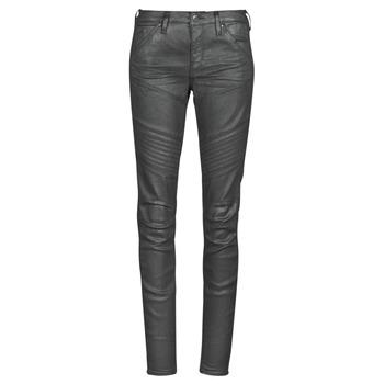 material Women Skinny jeans G-Star Raw 5620 Custom Mid Skinny wmn Dk / Aged / Cobler