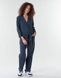 material Women Jumpsuits / Dungarees G-Star Raw Workwear pj jumpsuit 34 slv wmn Mazarine / Blue