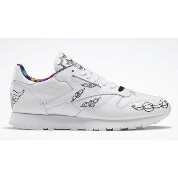 Shoes High top trainers Reebok Classic Reebok Classic Leather ?Peace Train? White/Black-White