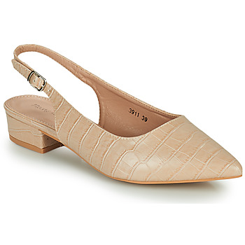 Shoes Women Court shoes Moony Mood OGORGEOUS Nude