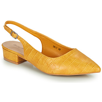 Shoes Women Court shoes Moony Mood OGORGEOUS Yellow