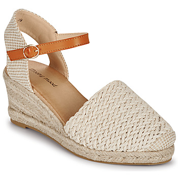 Shoes Women Sandals Moony Mood OCUTE Beige