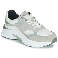 Shoes Men Low top trainers BOSS ARDICAL RUNN MX White