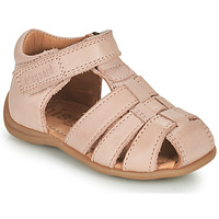 Shoes Girl Sandals Bisgaard CARLY Pink