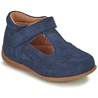 Shoes Girl Ballerinas Bisgaard RAE Marine