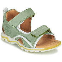 Shoes Children Sports sandals Bisgaard ARTHUR Green