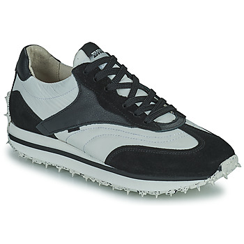 Shoes Women Low top trainers Bronx MA TRIXX Black / White