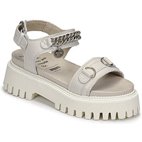 Shoes Women Sandals Bronx GROOVY SANDAL White