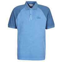material Men short-sleeved polo shirts Lacoste POLO PH9745 Blue