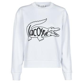 material Women sweaters Lacoste SFORZA White