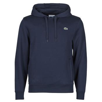 material Men sweaters Lacoste TOTTA Marine