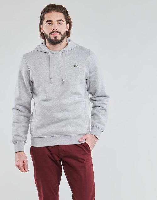 material Men sweaters Lacoste TOTTA Grey