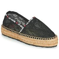 Shoes Women Espadrilles Love Moschino JA10373G1C Black