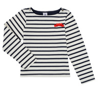 material Girl Long sleeved shirts Petit Bateau MAHALIA Multicolour