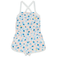 material Girl Jumpsuits / Dungarees Petit Bateau MADDY Multicolour