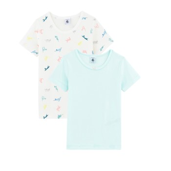 material Girl short-sleeved t-shirts Petit Bateau MOULA Multicolour