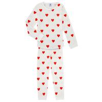 material Girl Sleepsuits Petit Bateau MISON Multicolour