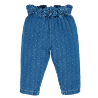 material Girl 5-pocket trousers Petit Bateau MAUREEN Blue