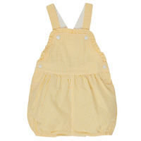 material Girl Jumpsuits / Dungarees Petit Bateau MERINE Yellow