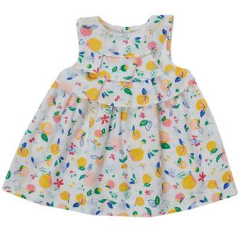 material Girl Short Dresses Petit Bateau MELIANA Multicolour