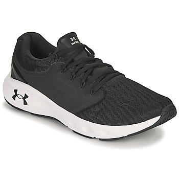 Shoes Men Running shoes Under Armour CHARGED VANTAGE Black / White