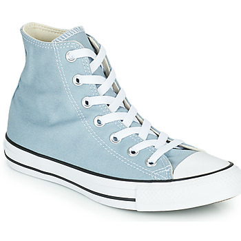 Shoes Women High top trainers Converse CHUCK TAYLOR ALL STAR SEASONAL COLOR HI Blue
