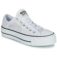 Shoes Women Low top trainers Converse CHUCK TAYLOR ALL STAR LIFT BREATHABLE OX White