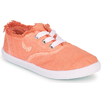 Shoes Girl Low top trainers Kaporal DESMA Coral