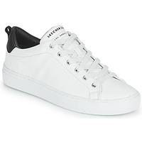 Shoes Women Low top trainers Skechers SIDE STREET White