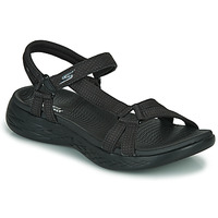 Shoes Women Sports sandals Skechers ON THE GO 600 Black