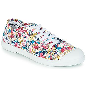 Shoes Women Low top trainers Le Temps des Cerises BASIC 02 Multicolour