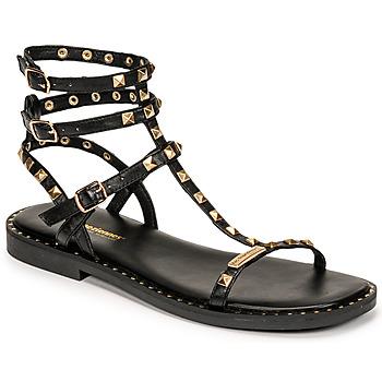Shoes Women Sandals Les Tropéziennes par M Belarbi CORALIE Black