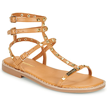 Shoes Women Sandals Les Tropéziennes par M Belarbi CORALIE Brown