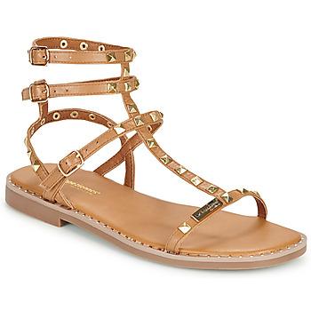 Shoes Women Sandals Les Tropéziennes par M Belarbi CORALIE Brown