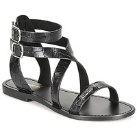 Shoes Women Sandals Les Tropéziennes par M Belarbi OCEANIA Black